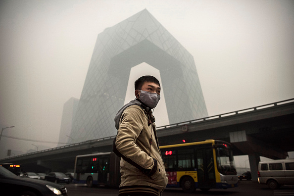 Air Pollution「China Daily Life - Pollution」:写真・画像(2)[壁紙.com]