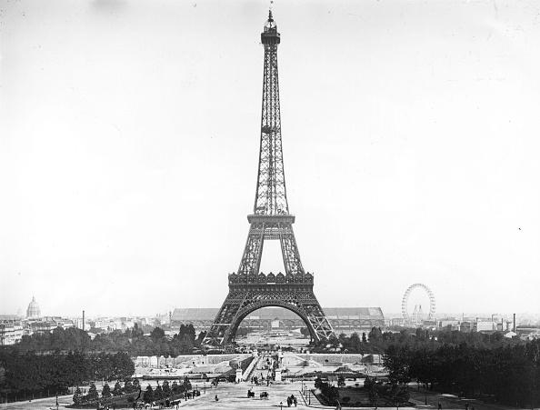 エッフェル塔「Eiffel Tower」:写真・画像(4)[壁紙.com]