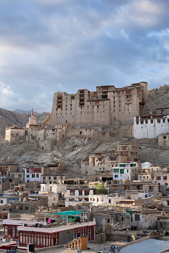 Himalayas「Leh in Ladakh, India」:スマホ壁紙(13)