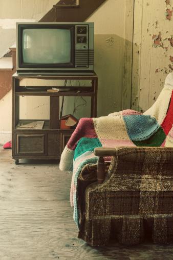 1980-1989「Television Set」:スマホ壁紙(6)
