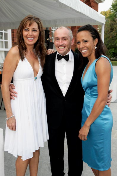 Barry McGuigan「A Summer Tennis Soiree With The Stars」:写真・画像(16)[壁紙.com]