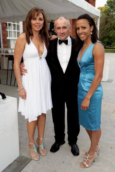 Barry McGuigan「A Summer Tennis Soiree With The Stars」:写真・画像(15)[壁紙.com]