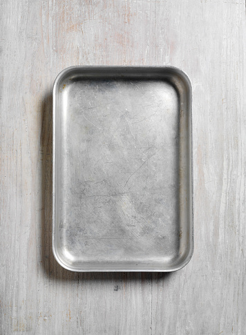 Metallic「Roasting Tray」:スマホ壁紙(2)