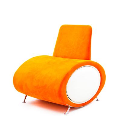 Cool Attitude「Modern orange chair」:スマホ壁紙(8)
