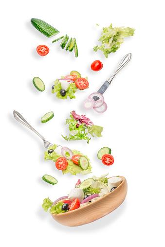 Recipe「Vegetable salad.」:スマホ壁紙(0)