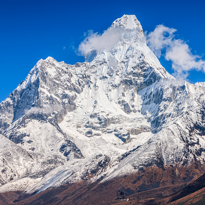 Sagarmāthā National Park「Ama Dablam - Himalaya Range」:スマホ壁紙(18)