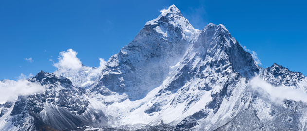 Mountain View - Arkansas「Ama Dablam - Himalaya Range」:スマホ壁紙(2)