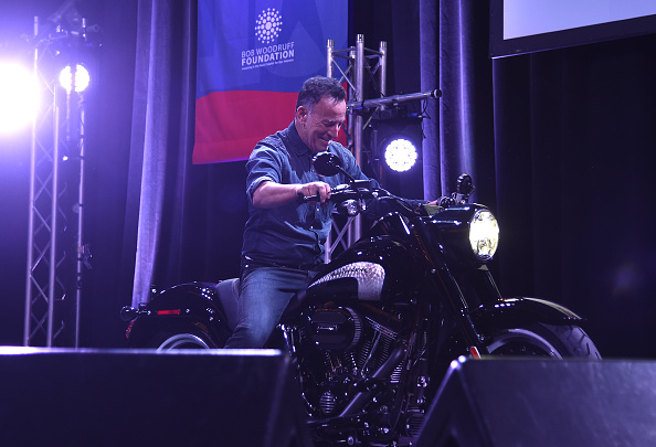 Motorcycle「The New York Comedy Festival and The Bob Woodruff Foundation Present the 10th Annual Stand Up for Heroes Event」:写真・画像(10)[壁紙.com]