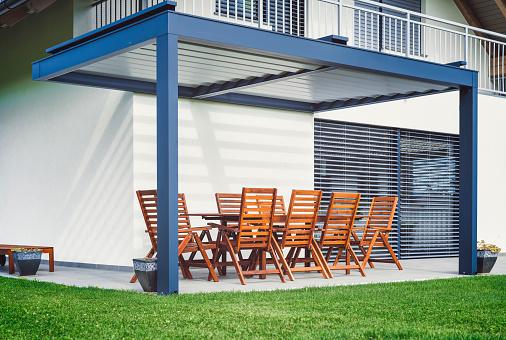 Deck Chair「Family outdoor space」:スマホ壁紙(7)
