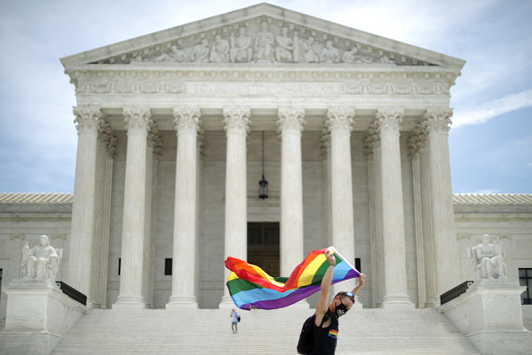 US Supreme Court Building「Supreme Court Issues Orders And Releases Opinions」:写真・画像(12)[壁紙.com]