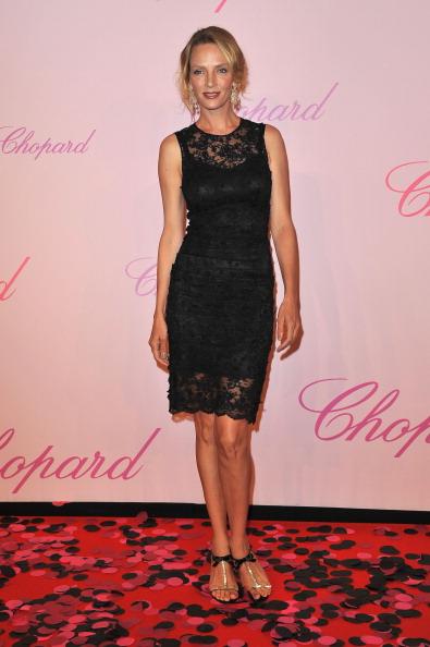 Lace - Textile「Diamonds Are Girls Best Friend - 64th Annual Cannes Film Festival」:写真・画像(11)[壁紙.com]