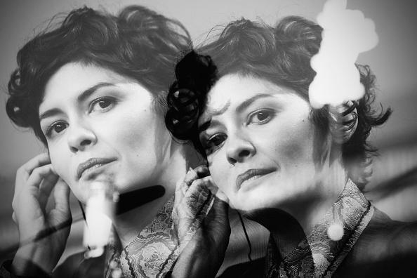 オドレイ・トトゥ「Alternative Views Of Celebrities - 65th Berlinale International Film Festival」:写真・画像(5)[壁紙.com]