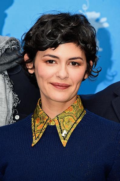 オドレイ・トトゥ「International Jury Photo Call - 65th Berlinale International Film Festival」:写真・画像(10)[壁紙.com]