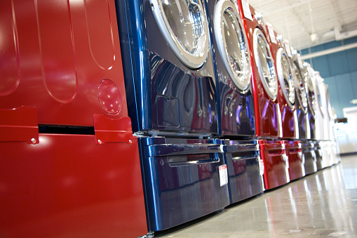 Retail「Washers and Dryers」:スマホ壁紙(14)