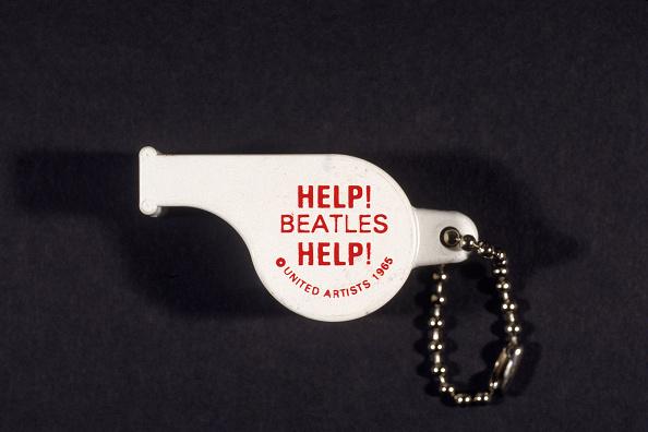 No People「Beatles 'Help!' Whistle」:写真・画像(10)[壁紙.com]