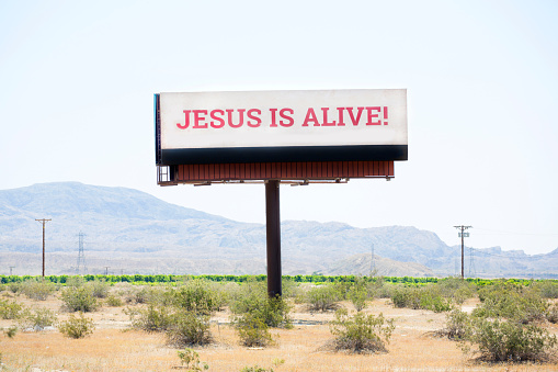 Religion「Highway sign.」:スマホ壁紙(17)
