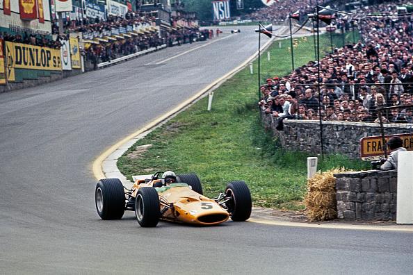 Spa「Bruce McLaren, Grand Prix Of Belgium」:写真・画像(4)[壁紙.com]