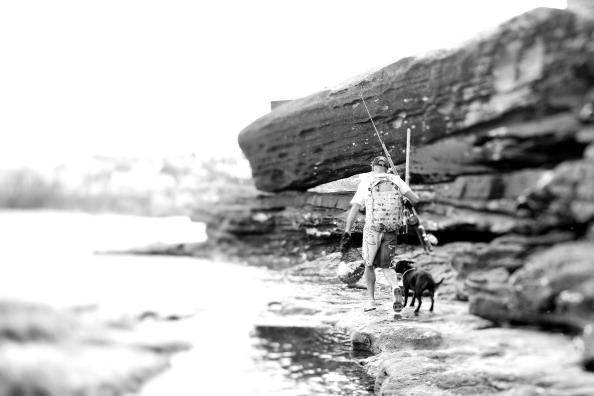 Fisherman「Rock Fishing In Sydney」:写真・画像(17)[壁紙.com]