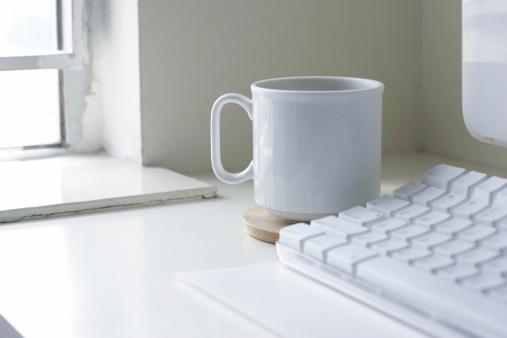 Mug「Morning Coffee」:スマホ壁紙(5)