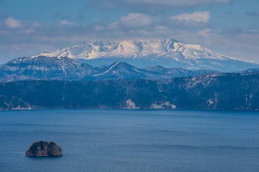 Hokkaido「Hokkaido, Akan Mashu National Park, Caldera of Lake Mashu」:スマホ壁紙(14)
