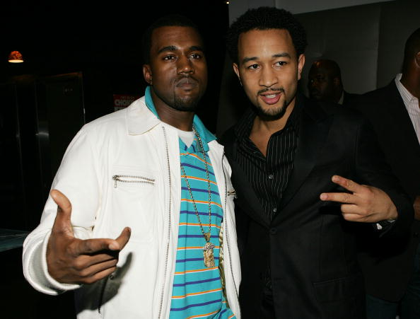 Kanye West - Musician「G.O.O.D. Music Label Launch Party」:写真・画像(15)[壁紙.com]