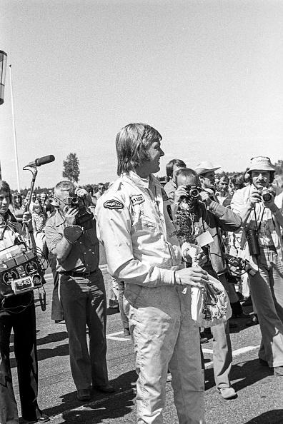 Paul-Henri Cahier「Ronnie Peterson, Grand Prix Of Sweden」:写真・画像(1)[壁紙.com]