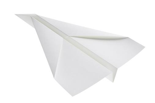Origami「Paper airplane」:スマホ壁紙(11)