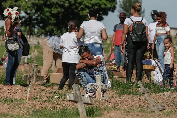 Death「Brazil Approaches 200,000 Fatal Victims of Coronavirus (COVID - 19)」:写真・画像(12)[壁紙.com]