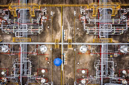 Gas Pipe「Oil storage tank, Tsing Yi, Hong Kong」:スマホ壁紙(6)
