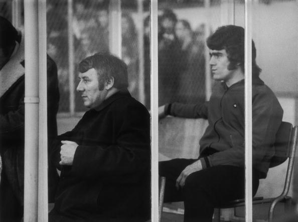 Bench「Tommy Docherty」:写真・画像(18)[壁紙.com]