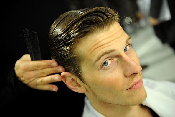 Atmosphere「Dirk Bikkembergs - Backstage - Milan Fashion Week Menswear Autumn/Winter 2012」:写真・画像(9)[壁紙.com]