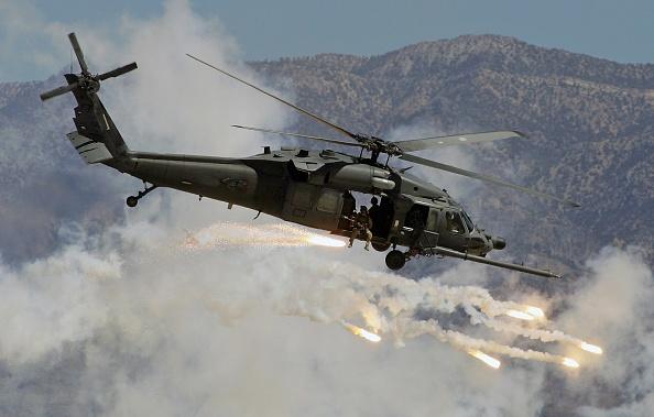 USAF「USAF Tests Weapons In Nevada Desert」:写真・画像(17)[壁紙.com]