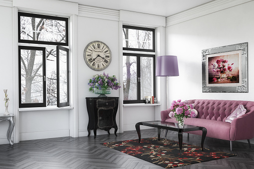Classical Style「Stylish and Classy Home Interior」:スマホ壁紙(10)