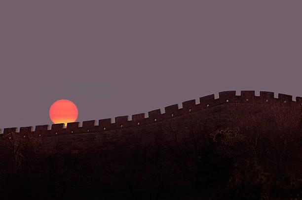 Great Wall of china.:スマホ壁紙(壁紙.com)