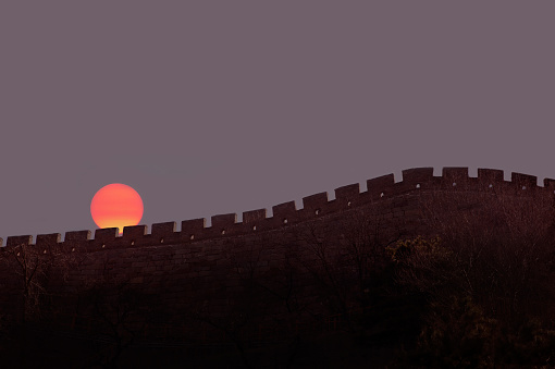 Chinese Culture「Great Wall of china.」:スマホ壁紙(15)