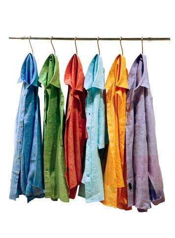 Cool Attitude「Linen shirts」:スマホ壁紙(13)