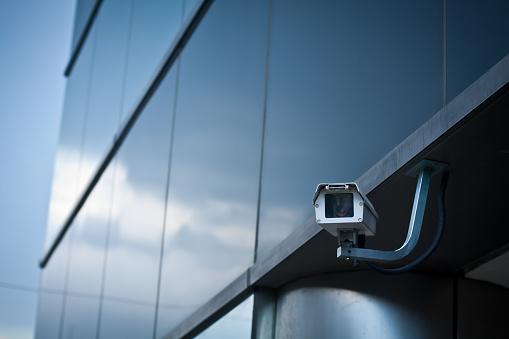 Security System「Security Camera on Building」:スマホ壁紙(16)