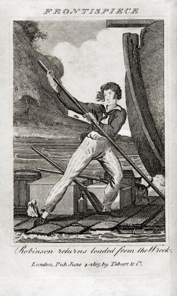 Recreational Pursuit「The Life & Adventures of Robinson Crusoe」:写真・画像(16)[壁紙.com]