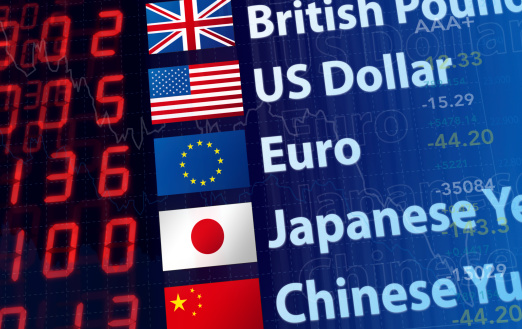 Exchange Rate「World Currency Rates」:スマホ壁紙(1)