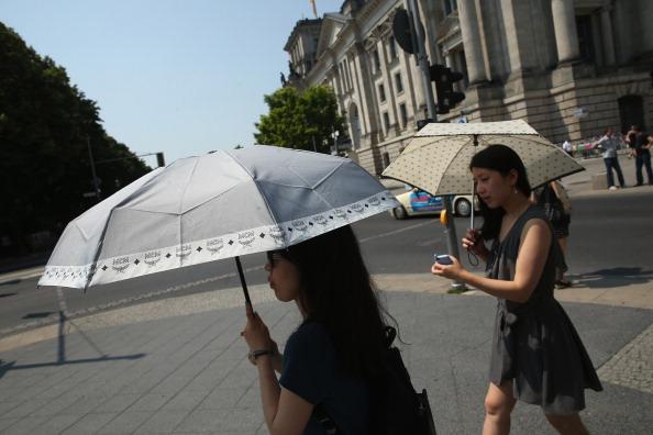 Heat - Temperature「Heat Wave Hits Central Europe」:写真・画像(5)[壁紙.com]