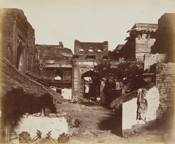 Metropolitan Museum Of Art - New York City「Street In Fatehpur Sikri」:写真・画像(17)[壁紙.com]