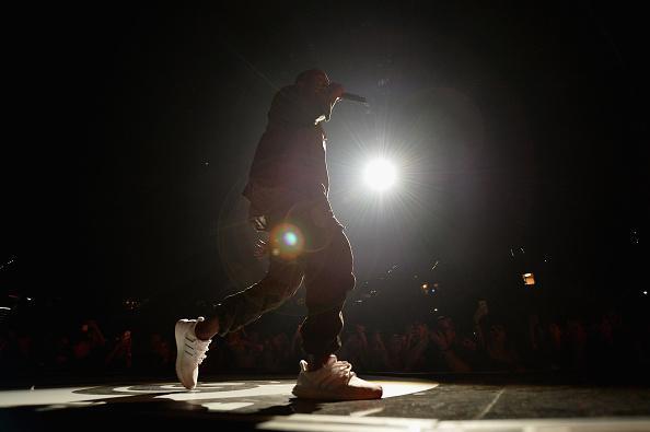 Kanye West - Musician「2015 iHeartRadio Music Festival - Night 1 - Show」:写真・画像(1)[壁紙.com]