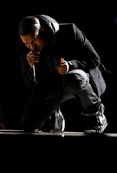 Kanye West - Musician「50th Annual Grammy Awards - Show」:写真・画像(1)[壁紙.com]