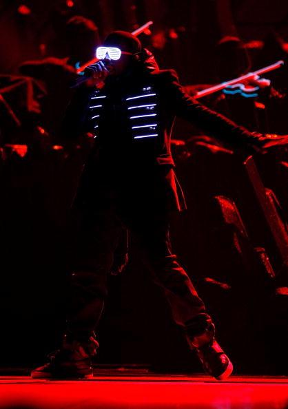 Kanye West - Musician「50th Annual Grammy Awards - Show」:写真・画像(17)[壁紙.com]