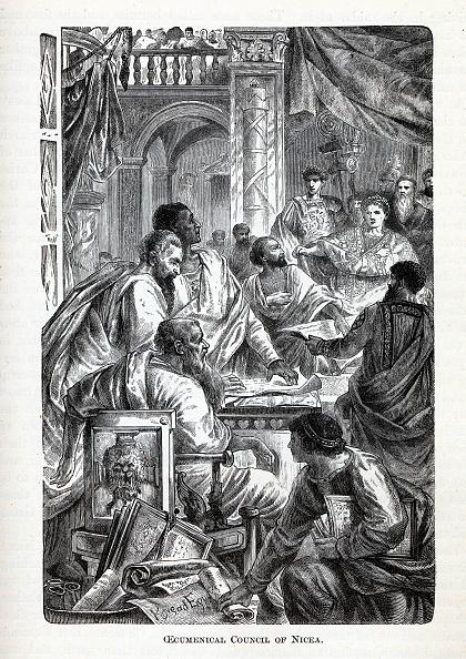 Politics「Ecumenical Council of Nicea, 1882」:写真・画像(19)[壁紙.com]