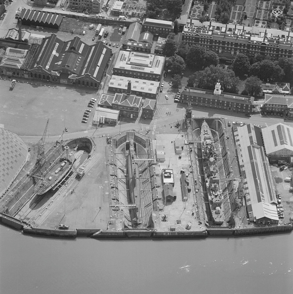Medway River「Chatham Historic Dockyard」:写真・画像(11)[壁紙.com]