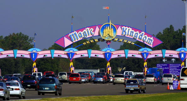 Parking「Walt Disney World」:写真・画像(8)[壁紙.com]