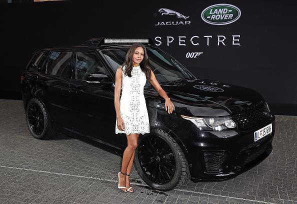 "Mode of Transport「Jaguar Land Rover Celebrate Their Vehicles Starring In The New Bond Film, ""SPECTRE""」:写真・画像(1)[壁紙.com]"