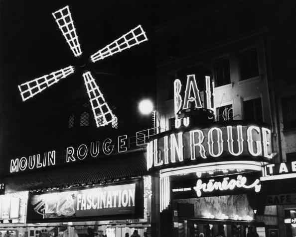 Paris - France「Moulin Rouge」:写真・画像(1)[壁紙.com]