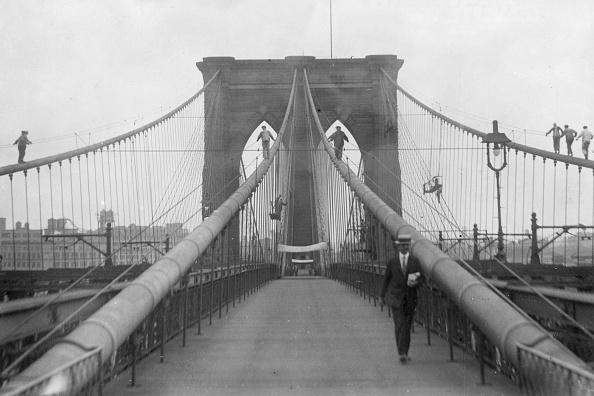 Brooklyn Bridge「Brooklyn Bridge」:写真・画像(6)[壁紙.com]